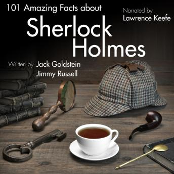 101 Amazing Facts about Sherlock Holmes, Jack Goldstein