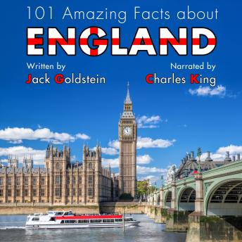 Download 101 Amazing Facts about England by Jack Goldstein