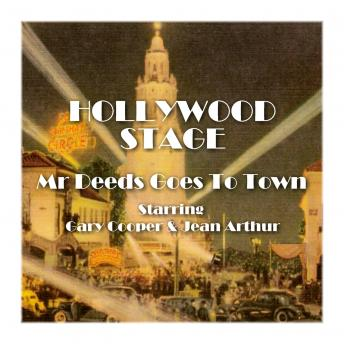 Hollywood Stage - Mr Deeds Goes to Town, Hollywood Stage Productions