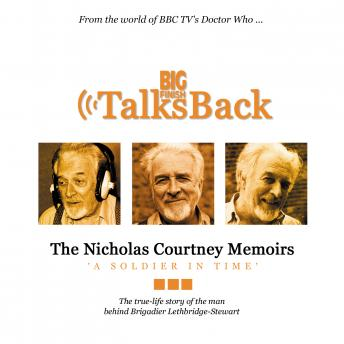 Nicholas Courtney Memoirs - A Soldier in Time, Nicholas Courtney