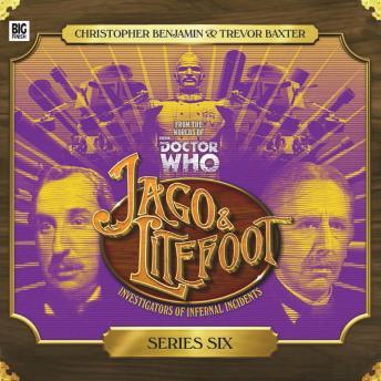 Jago & Litefoot - Series 06