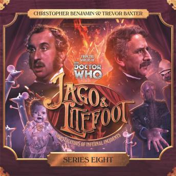Jago & Litefoot - Series 08