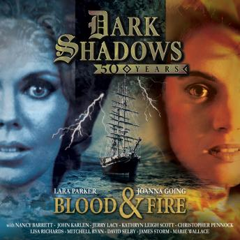 Dark Shadows - Blood & Fire, Roy Gill