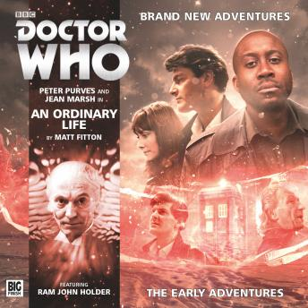Doctor Who - The Early Adventures - An Ordinary Life