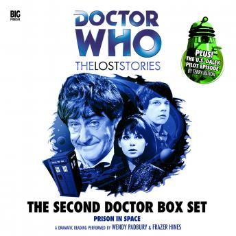 Doctor Who - The Lost Stories - Second Doctor Box Set, Audio book by Dick Sharples