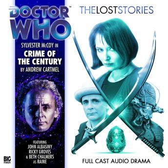 Doctor Who - The Lost Stories - Crime of the Century