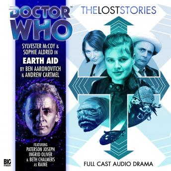 Doctor Who - The Lost Stories - Earth Aid