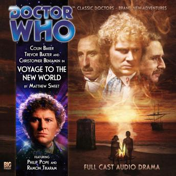 Download Doctor Who - Voyage to the New World by Matthew Sweet