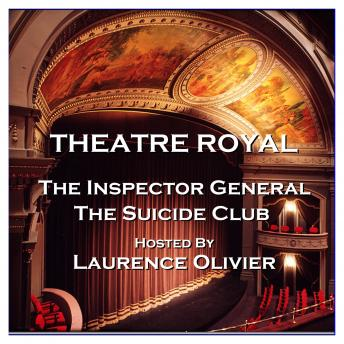 Theatre Royal - The Inspector General & The Suicide Club : Episode 10