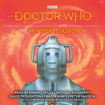Doctor Who: The Monsters Collection: Five complete classic novelisations