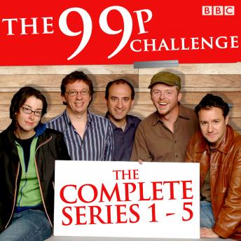 99p Challenge: Series 1-5: The Complete BBC Radio 4 Collection, Audio book by Andy Riley, Kevin Cecil