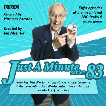 Just a Minute: Series 83: The BBC Radio 4 comedy panel game