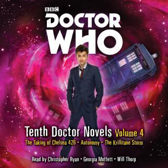 Doctor Who: Tenth Doctor Novels Volume 4: 10th Doctor Novels