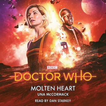 Doctor Who: Molten Heart: 13th Doctor Novelisation