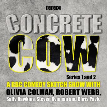 Concrete Cow: The Complete Series 1 and 2