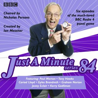 Just a Minute: Series 84: The BBC Radio 4 comedy panel game