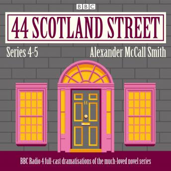 44 Scotland Street: Series 4 and 5, Alexander McCall Smith