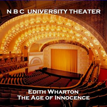 N B C University Theater - The Age of Innocence