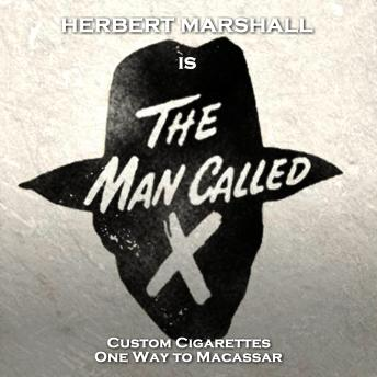 The Man Called X - Volume 1