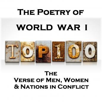 The Poetry of World War I - The Top 100