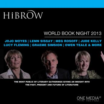 HiBrow: World Book Night 2013
