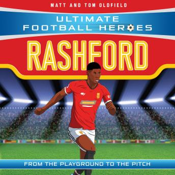 Rashford (Ultimate Football Heroes) - Collect Them All!