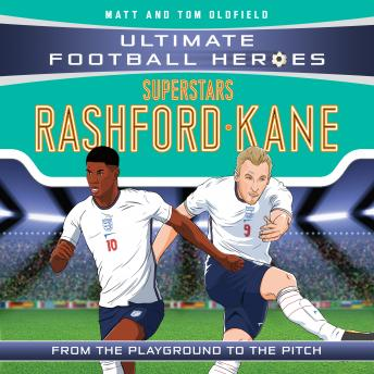 Rashford / Kane (Ultimate Football Heroes) - UEFA Euro edition