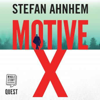 Motive X: A Fabian Risk Thriller, Book 3