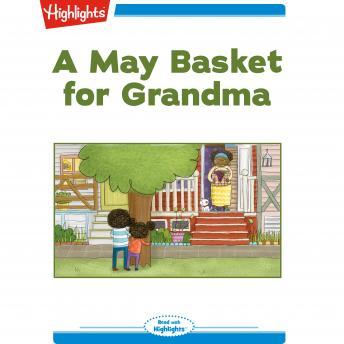 A May Basket for Grandma