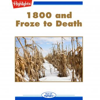 Download 1800 and Froze to Death by Lois Fuller Lewis