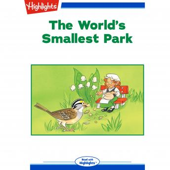 World's Smallest Park, Audio book by Raye C. Pride