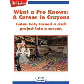 A Career in Crayons