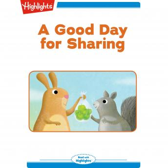 A Good Day for Sharing