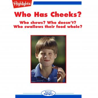 Download Who Has Cheeks by Suzanne Mcintire