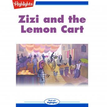 Zizi and the Lemon Cart