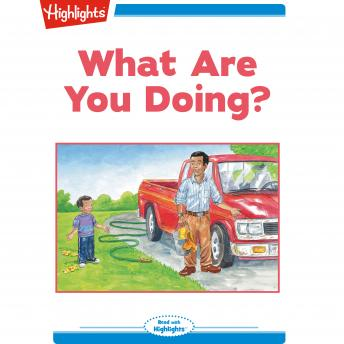 Download What Are You Doing? by Marianne Mitchell