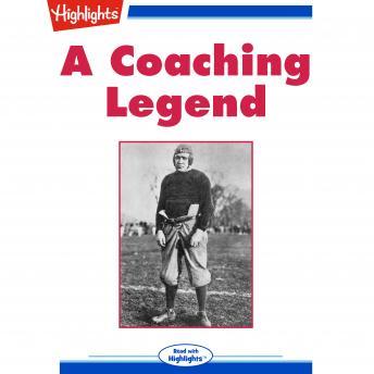 A Coaching Legend