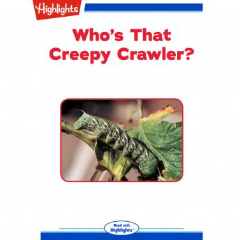 Download Who's That Creepy Crawler? by Sherry Shahan