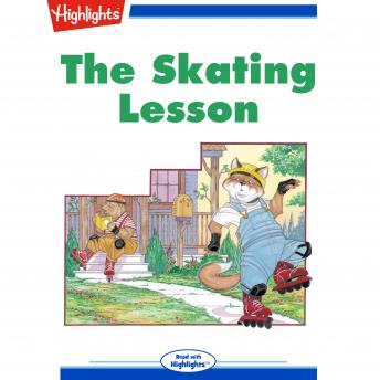Skating Lesson: Read with Highlights, Barbara Owen