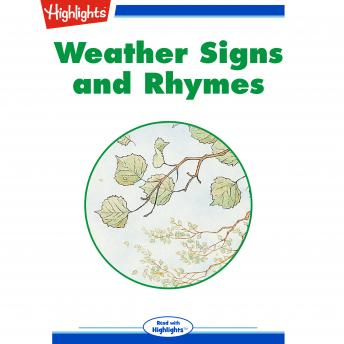 Download Weather Signs and Rhymes by Shirley Lalonde
