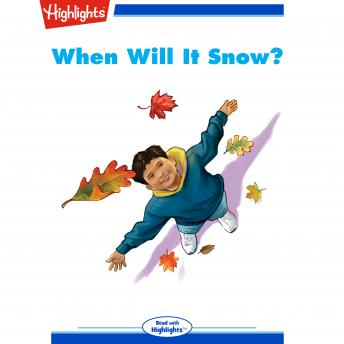 When Will It Snow