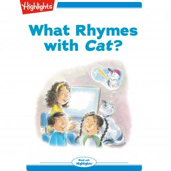 What Rhymes with Cat?