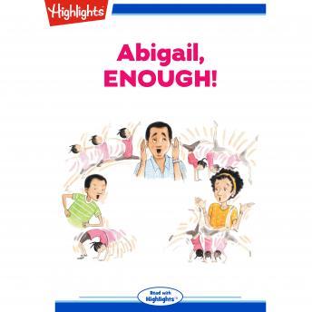 Abigail Enough!