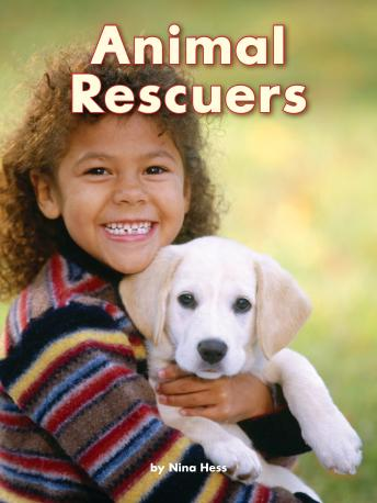 Animal Rescuers: Voices Leveled Library Readers