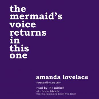 mermaid's voice returns in this one, Ladybookmad , Amanda Lovelace