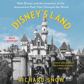 Disney's Land, Richard Snow