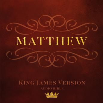 Book of Matthew: King James Version Audio Bible, Made For Success