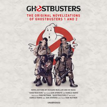 Ghostbusters: The Original Movie Novelizations Omnibus