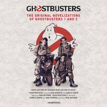 Ghostbusters: The Original Movie Novelizations Omnibus