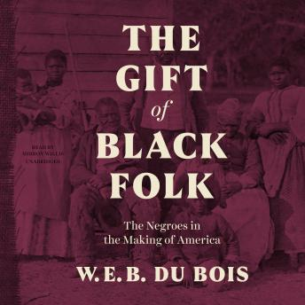 The Gift of Black Folk: The Negroes in the Making of America